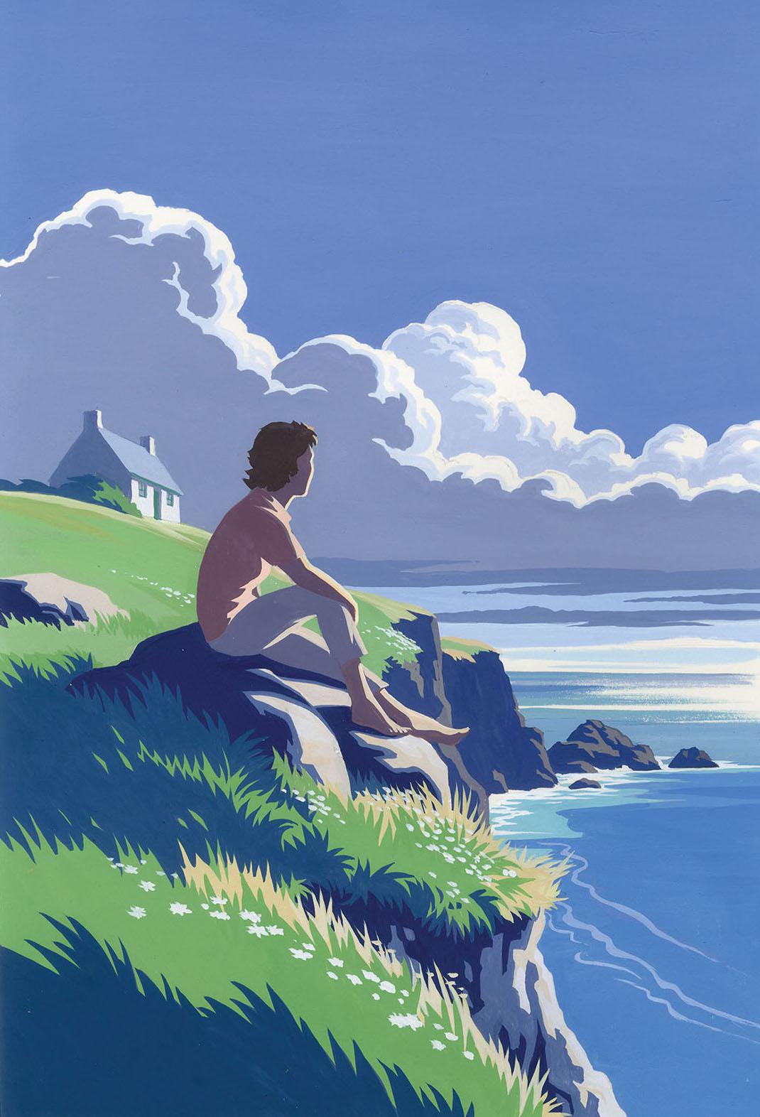 Andrew Davidson Illustrator At The Artworks Illustration