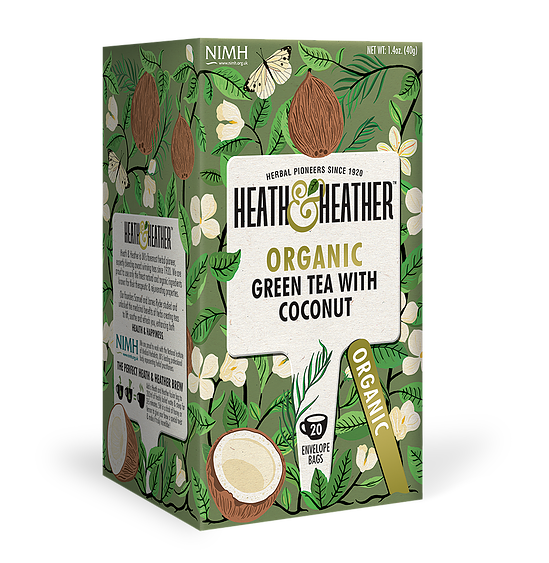 Dawn Copper's stunning range of illustrations for Heath and Heather Tea