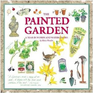 The-Painted-Garden-by-Mary-Woodin-Book-Review-My-Flower-Journal.com_1