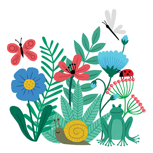 Welcoming our new super illustrator: Holly Maguire!!