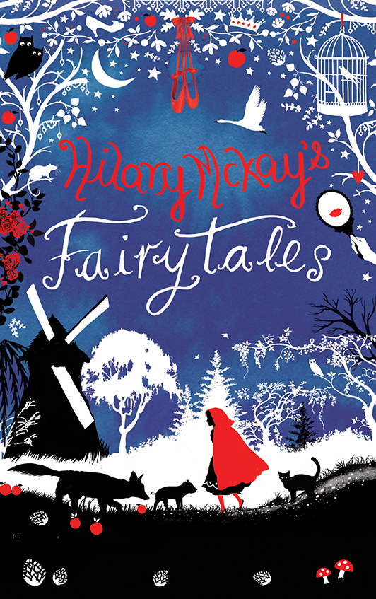 'Fairytales' illustrated by the talented Sarah Gibb is one of the Guardian's best children's books of 2017