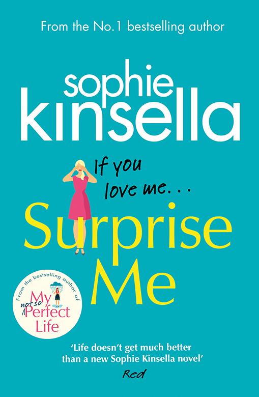 Lucy Davey illustrates a further seven Sophie Kinsella titles