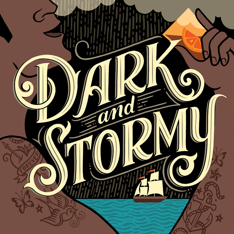 Kate Forrester brings a dark and stormy night to life!