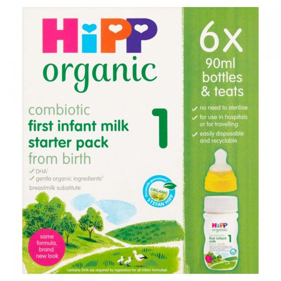 Sarah McMenemy's Storks deliver on HIPP organic's packaging